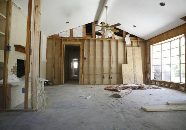 extensions and renovations concrete work.